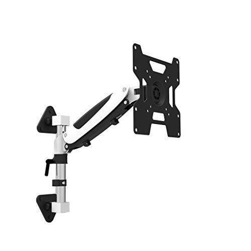 XXW TV Stand TV Rack for 23-42 Inches LCD TV Stand Wall Mount TV Rack 9-20kg Black Hanger (Color : Black, Size : 3038.5cm) ()