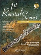 (Hal Leonard Play-Along First Recital Series Book with CD Oboe)