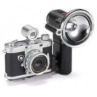 Minox DCC 5.1 Classic Digital Camera with Classic Camera Flash
