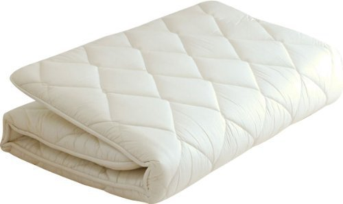 "EMOOR Japanese Traditional Futon Mattress ""Classe"" (39 x 83 x 2.5 in.), Twin-Long Size, Made in Japan"