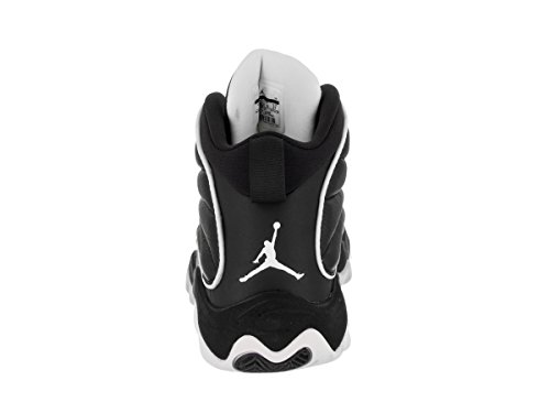 Pro Strong Cuir EU 5 Homme White Jordan Nike Formateurs 44 Black tvqOIEnUzw