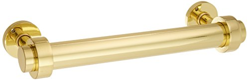 8 Brass Door Pull (Allied Brass 402-PB Center to Center Door Pull, 8