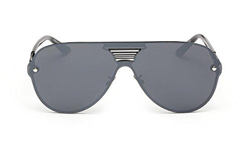 Personality Siamese Color Film Big - Bolle Who Makes Sunglasses