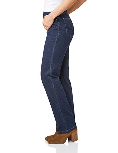 blau Blu Straight Pioneer Stone Donna Pantolon dark Betty 61 Blue Da 6wHnqW41Z