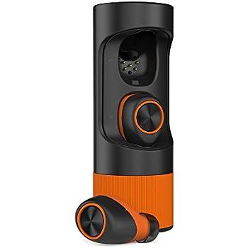 Motorola VerveOnes+ Completely Wireless and Waterproof Smart Earbuds