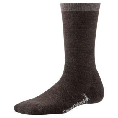 Youth Chestnut Footwear - Smartwool Women's Best Friend Sock, Chestnut Heather size S(shoe size 4-6.5)