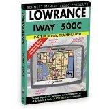 Bennett Marine Video N2343DVD DVD, Lowrance Iway 500C