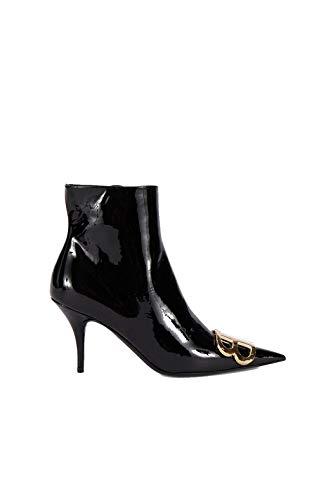 Balenciaga Luxury Fashion Womens 579322WA9811088 Black Ankle Boots   Fall Winter 19