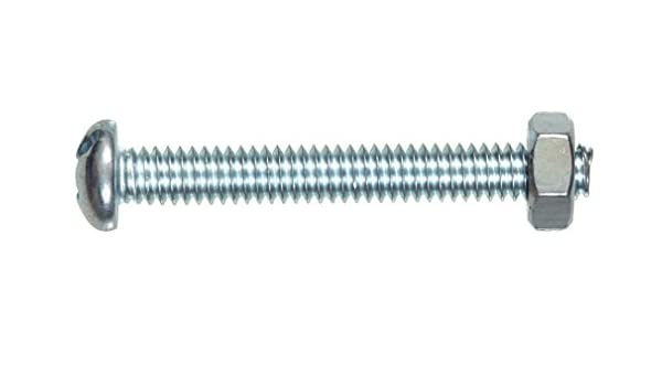 5//8-Inch X 8-1//2-Inch The Hillman Group 190450 Hex Bolt 25-Pack