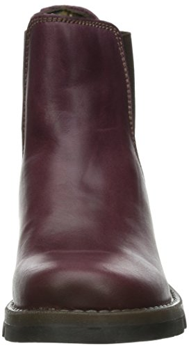 Femme purple Salv Violet Bottes Fly London Chelsea wTAaAZ
