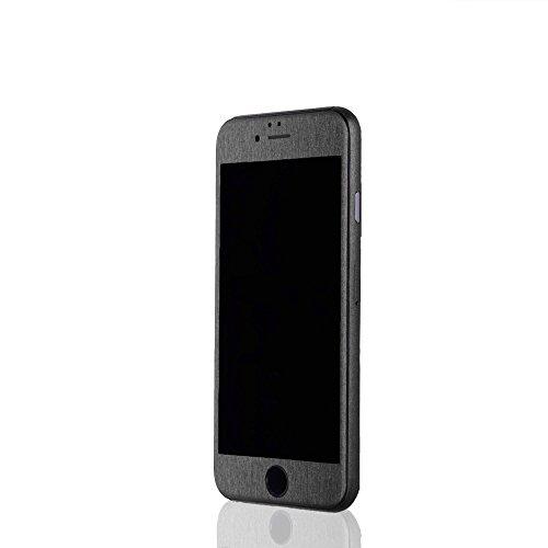 AppSkins Vorderseite iPhone 6 Metal steel