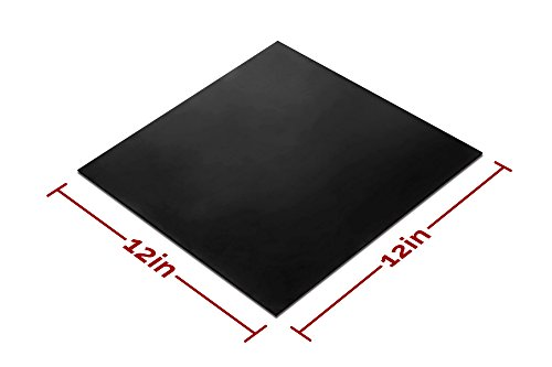 rubber-sheet-heavy-duty-high-grade-60a-neoprene-black-12x12-inch-by-1-16-5-for-plumbing-gaskets-diy-