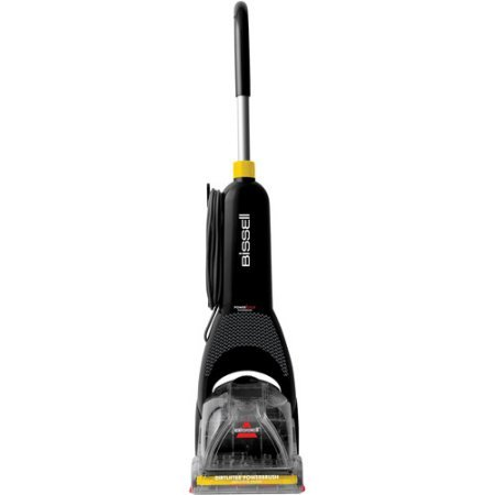 BISSELL - PowerForce PowerBrush Full-Size Carpet Cleaner, 47B2W   Designed to Remove Deeply Embedded Dirt, Hair and Grime by Generic