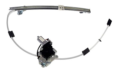 Window Regulator Part Type (Driver Rear Power Window Regulator with Motor (ball type glass mount) NEW for 2002 - 2007 Jeep Liberty 68059647AA CH1550111)