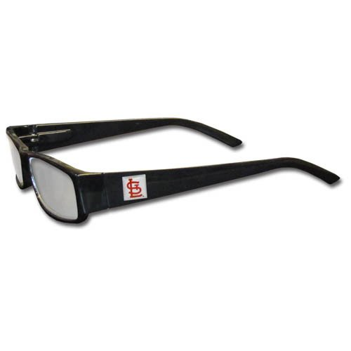 (MLB Black Reading Glasses, +2.00, St. Louis Cardinals)