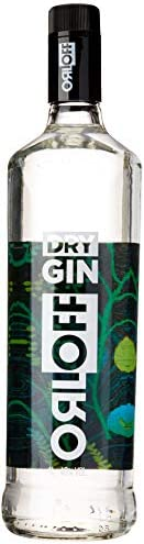 Orloff Gin 1L Orloff Sabor GIN Garrafa 1000 Ml