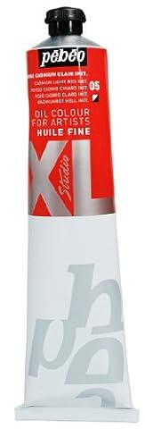 Pebeo Studio Xl Fine Oil 200-Milliliter, Cadmium Light Red Hue - Colori Ad Olio Cadmium Red Light