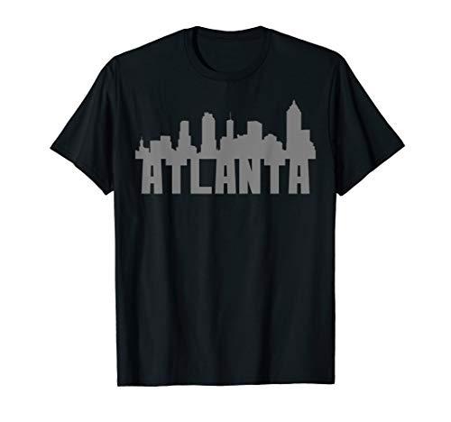 Atlanta Georgia City ATL Funny Vacation T-shirt ()