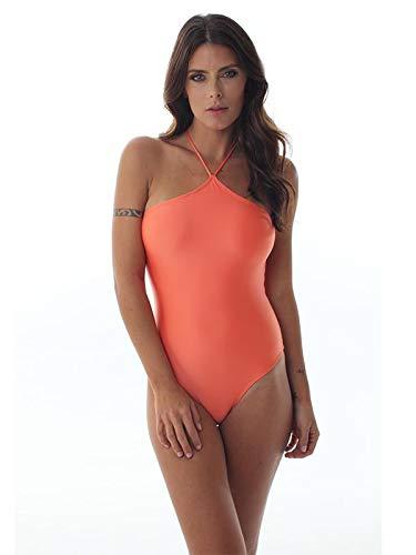 Body Maiô Emma - Coral G