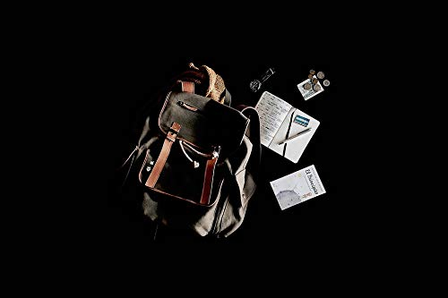 "Photography Poster - Travel, Bag, Backpack, Notebook, 24""x16.5"""