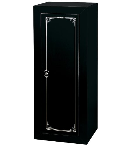 Stack-On GCB-14P 14-Gun Steel Security Cabinet, Black
