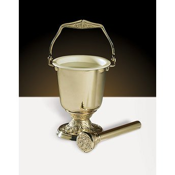 Embossed Holy Water Pot Sprinkler product image