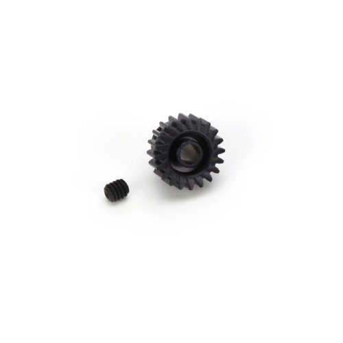 Robinson Racing Products 48P Hard Coated Aluminum Pinion Gear, 20T, RRP1320 ()
