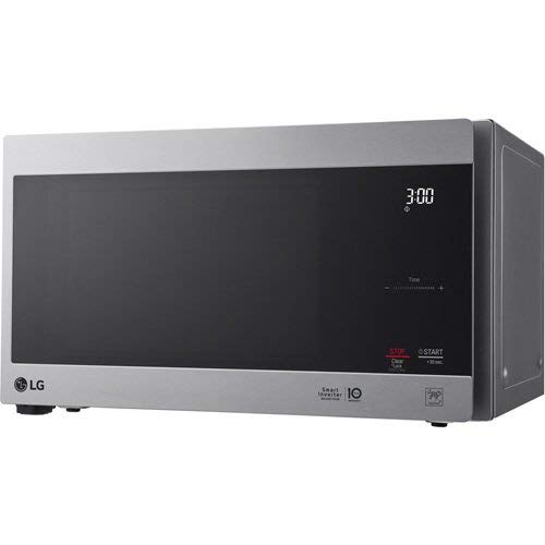 - LG NeoChef 1040W Microwave - 0.9 cu ft (LMC0975ST) Stainless Steel - New