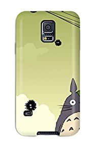 Tpu Shockproof/dirt-proof My Neighbor Totoro Anime Other Cover Case For Galaxy(s5)