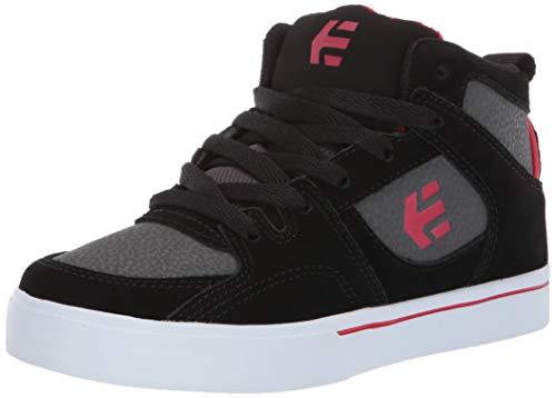 Etnies Kids Harrison HT Skate Shoe, Black/Grey, 2c Medium US Big Kid ()