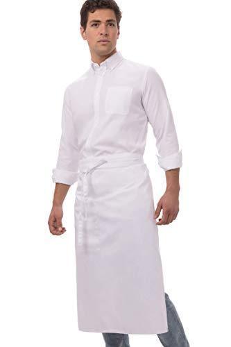 chef white apron - 9