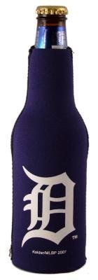 Tigers Bottle Suit (DETROIT TIGERS BOTTLE SUIT KOOZIE COOLER COOZIE)