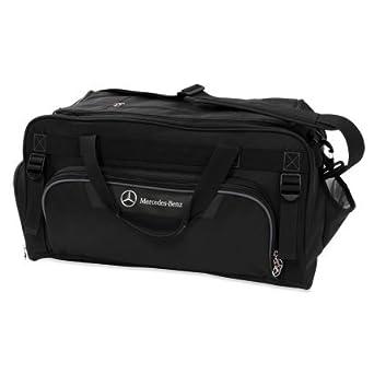 Genuine mercedes benz locker duffle bag for Mercedes benz purse