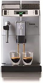 Cafeteira Expresso Automática OCS Lirika Plus, Prata, 220v, Saeco