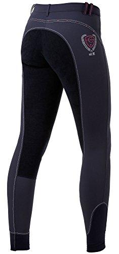 Covalliero Detroit NG - Pantalón de hípica para adultos azul - Azul marino