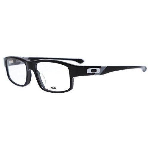 Oakley Asia Fit Junkyard II Precription Eye Glasses - Polished Black/Grey, OX1102-0453 by Oakley
