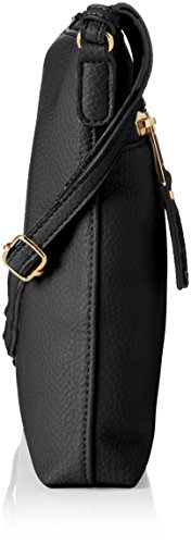 Credi Schwarz Women's Black Shoulder Bag L Maxima 1 PfRqwdR1n