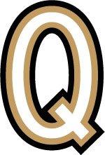 [해외]LD-Q 레터 칼 Q 스티커 LETTER DECAL (7.6 cm) / Ld-q Letter Decal Q Sticker LETTER DECAL (7.6 cm size)