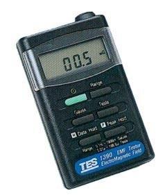 TES社[TES-1390]デジタル電磁波測定器・ガウスメーター TES-1390