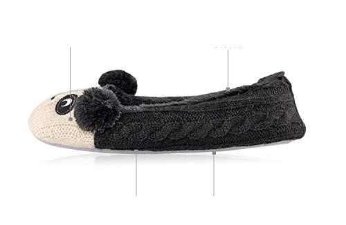 Algodón Y Gedächtnis Zapatillas niño Yvon De Nelee Pantuflas Mujer E2018100540 Ballet niña Kind Espuma Zapatos Tqnv08nS7