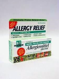 Alleraide 40 Tabs - Allergiemittel AllerAide 40 TAB by Boericke & Tafel