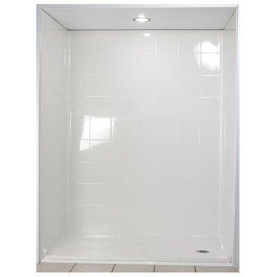 Fiberglass Shower Enclosure: Amazon.com