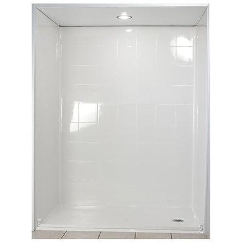 Fiberglass Shower Enclosures: Amazon.com