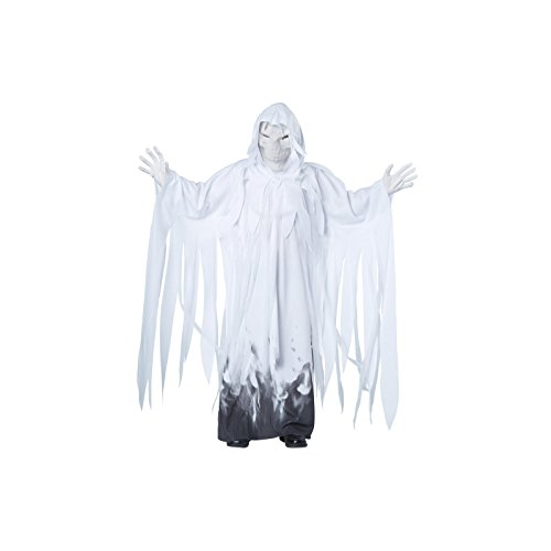Totally Ghoul Evil Spirit Costume, Boy's Size Medium, Ages (Boys Evil Spirit Costumes)