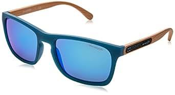 Arnette Burnside Gafas de sol, Matte Turquoise, 56 para ...