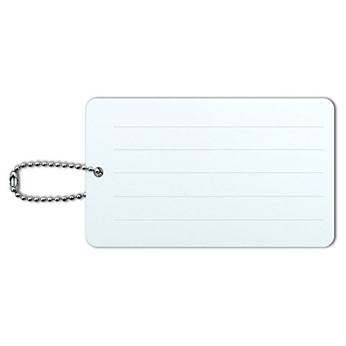 I Love Melanie Written on Paper ID Tag Luggage Card Suitcase Carry-On