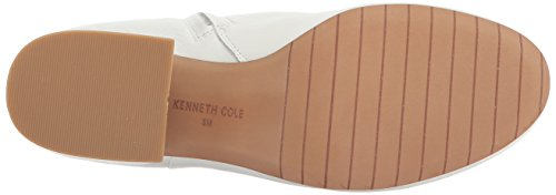 Kenneth Cole New York Donna Randii Svasato Stivaletto Con Tacco Stivaletto Bianco