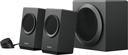 Logitech Z337 w/BlueTooth 40 W 2.1 Channel Speakers