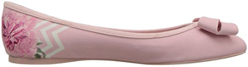Ted Baker Mujeres Immet Ballet Shoe Palace Gardens Textil