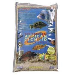Carib Sea ACS00778 Eco-Complete African Cichlid for Aquarium, 20-Pound, White by TopDawg Pet Supply